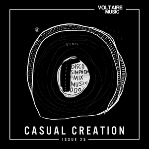 VARIOUS - Casual Creation Issue 25 (Disco Simphon Mix Music)