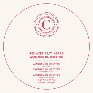 RED AXES - Caminho De Dreyfus EP
