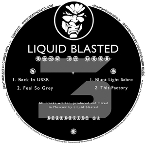 LIQUID BLASTED - Back In USSR
