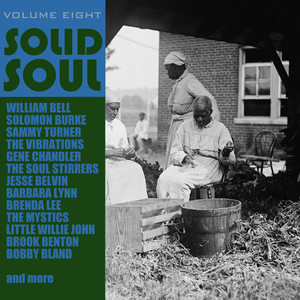 VARIOUS - Solid Soul Volume 8