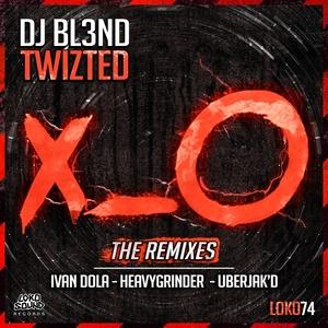 DJ BL3ND - Twizted (Remixes) (Explicit)
