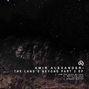 AMIR ALEXANDER - The Lands Beyond EP
