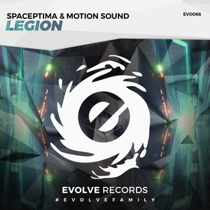 SPACEPTIMA & MOTION SOUND - Legion