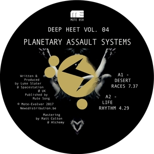 PLANETARY ASSAULT SYSTEMS - Deep Heet Vol 4