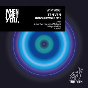 TEN VEN - Honshu Wolf EP