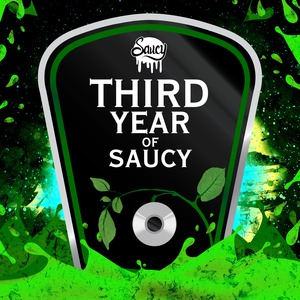 VARIOUS - Third Year Of Saucy