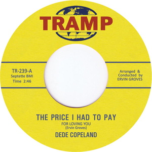 DEDE COPELAND - The Price I Had To Pay