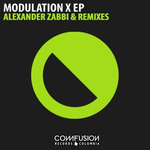 ALEXANDER ZABBI - Modulation X & Remixes EP