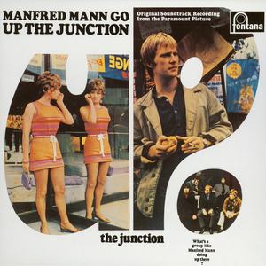 MANFRED MANN - Up The Junction (Original Motion Picture Soundtrack)