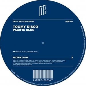 TOOMY DISCO - Pacific Blue