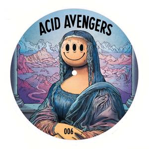 DEFEKT/MAELSTROM - Acid Avengers 006