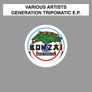 RETURN OF THE NATIVE/SPACE RANGERS/MOON PROJECT/DIMI3/DR JONES - Generation Tripomatic EP