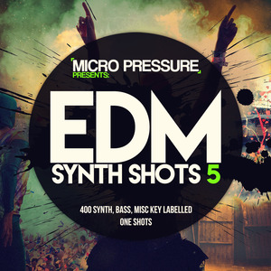 HY2ROGEN - EDM Synth Shots 5 (Sample Pack WAV/VSTi Presets)