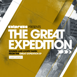 CULPRATE - The Great Expedition (Sample Pack WAV/APPLE/LIVE/REASON)