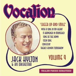 JACK HYLTON - Jack Hylton & His Orchestra Vol 9/Cheer Up And Smile