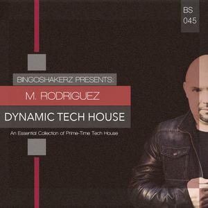 BINGOSHAKERZ - M.Rodriguez Dynamic Tech House (Sample Pack WAV)