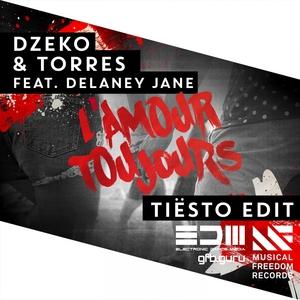 DZEKO & TORRES - L'amour Toujours (feat Delaney Jane)