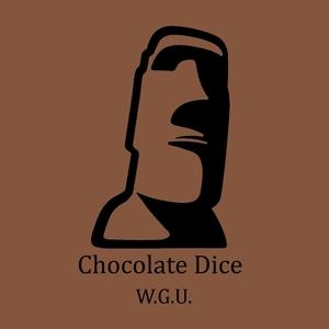 CHOCOLATE DICE - W.G.U.