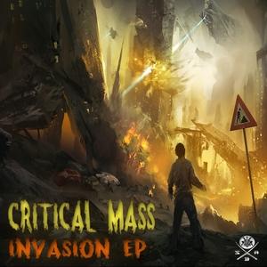 CRITICAL MASS - Invasion EP