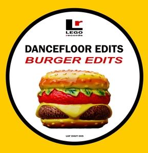 LEGO EDIT - Dancefloor Edits Burger Edits