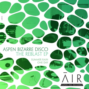 ASPEN BIZARRE DISCO - The Reblast EP