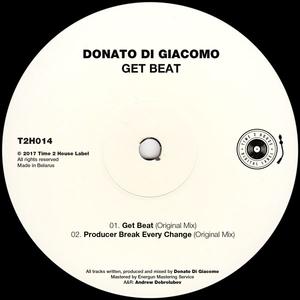 DONATO DI GIACOMO - Get Beat