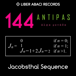 144 - Antipas Jacobsthal Sequence