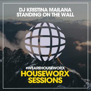 DJ KRISTINA MAILANA - Standing On The Wall