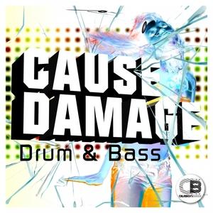 VARIOUS - Cause Damage: Drum & Bass