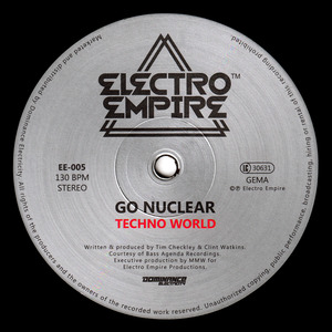 GO NUCLEAR - Techno World