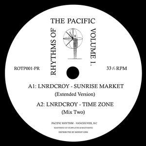 LNRDCROY/MEMORY MAN/CLOUDFACE - Rhythms Of The Pacific Volume 1