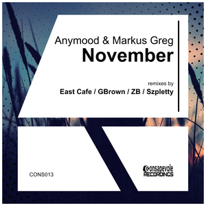 MARKUS GREG/ANYMOOD - November