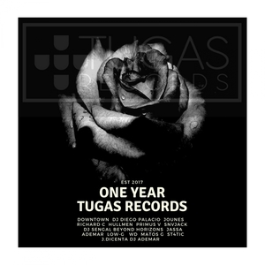 VARIOUS - One Year Tugas Records