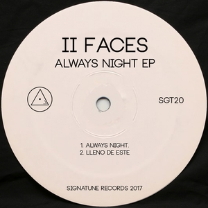 II FACES - Always Night EP