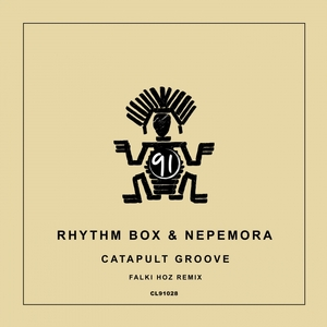 RHYTHM BOX/NEPEMORA - Catapult Groove