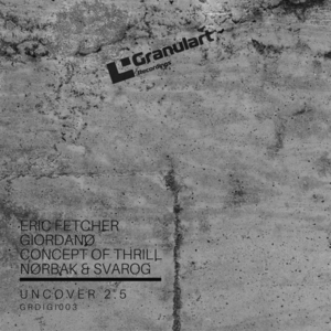 ERIC FETCHER/GIORDANO/CONCEPT OF THRILL/SVAROG/NORBAK - Uncover 2.5