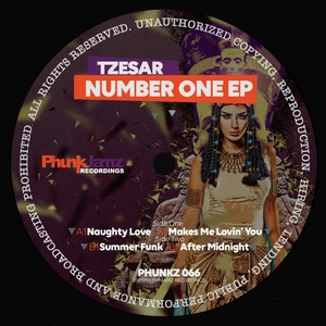 TZESAR - Number One EP