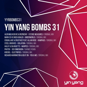 VARIOUS - Yin Yang Bombs/Compilation 31