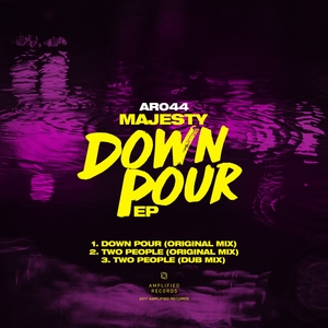 MAJESTY - Down Pour EP