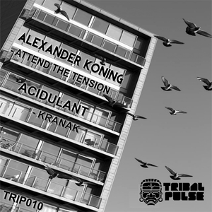 ALEXANDER KONING & ACIDULANT - TRIP010