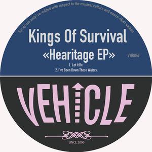 KINGS OF SURVIVAL - Hearitage EP