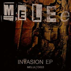 FRISKE/OVERLOOK/MARUKOMU/HYSEE - Invasion