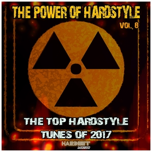 VARIOUS - The Power Of Hardstyle Vol 8