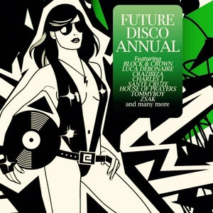 VARIOUS - Future House Annual 2018