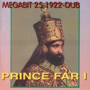 PRINCE FAR I - Megabit 25 1992-Dub