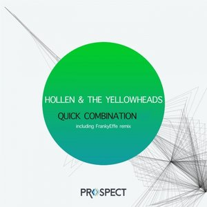 THE YELLOWHEADS/HOLLEN - Quick Combination EP
