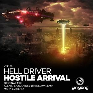 HELL DRIVER - Hostile Arrival