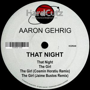 AARON GEHRIG - That Night