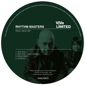 RHYTHM MASTERS - Roc Soc EP