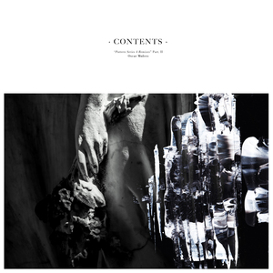 OSCAR MULERO - Contents - Pattern Series 4 Remixes Part 2 EP